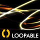Shining Golden Curve HD Loop - VideoHive Item for Sale