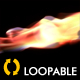 Flame Stream - HD Loop - VideoHive Item for Sale