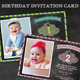 Birthday Invitation Card - GraphicRiver Item for Sale