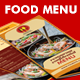 All Purpose 3-fold Menu  - GraphicRiver Item for Sale