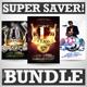 Classy/Deluxe/Rich Party Flyers Super Bundle - GraphicRiver Item for Sale