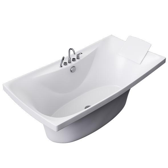 Bath Jacob delafon. Escale  - 3DOcean Item for Sale