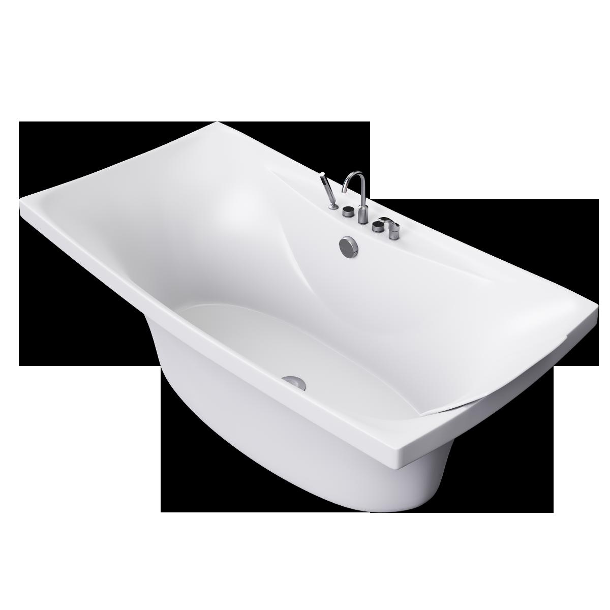 bath jacob delafon escale by rnax 3docean. Black Bedroom Furniture Sets. Home Design Ideas