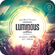 Luminous 2 Flyer - GraphicRiver Item for Sale