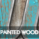 Painted Wood Photoshop Actions - GraphicRiver Item for Sale