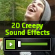 20 Creepy and Haunting Sound Effects