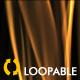Fancy Flame Petals - HD Loop - VideoHive Item for Sale