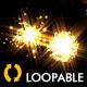 Dazzling Fireworks - HD Loop - VideoHive Item for Sale