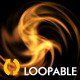 Vortex Flame I - HD Loop - VideoHive Item for Sale