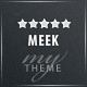 Meek WordPress Theme - ThemeForest Item for Sale