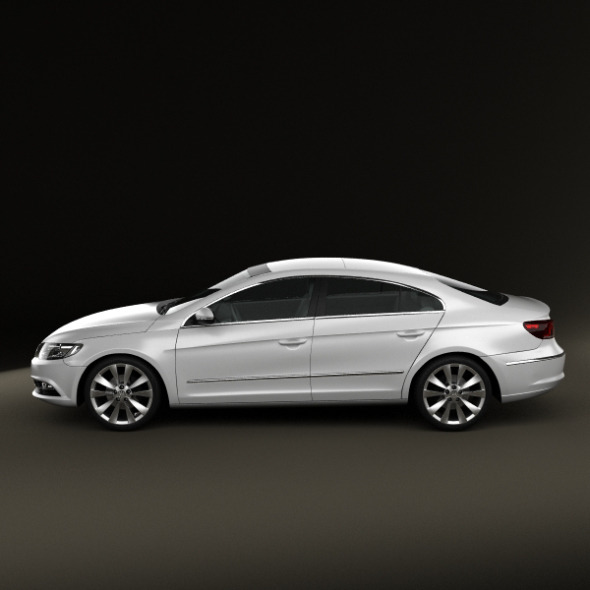 volkswagen passat cc 2013 by humster3d 3docean. Black Bedroom Furniture Sets. Home Design Ideas