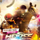 Dramatic Horse Racing Flyer - GraphicRiver Item for Sale