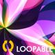 Magic Flower - Loop - VideoHive Item for Sale