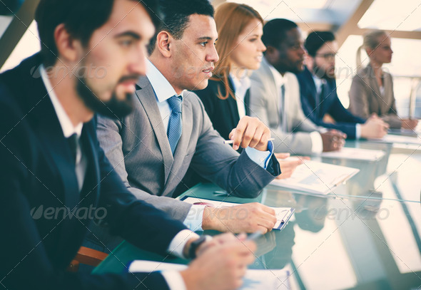 Convention - Stock Photo - Images