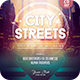 City Streets Flyer - GraphicRiver Item for Sale