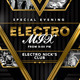 FB Special Evening Electro Mix Party In Club - GraphicRiver Item for Sale