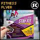Sport & Fitness Flyer - GraphicRiver Item for Sale