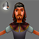 Medieval Character Low Poly Package - 3DOcean Item for Sale