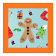 Generic Christmas Card A5 - GraphicRiver Item for Sale