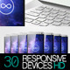 Exclusive Responsive Devices - GraphicRiver Item for Sale