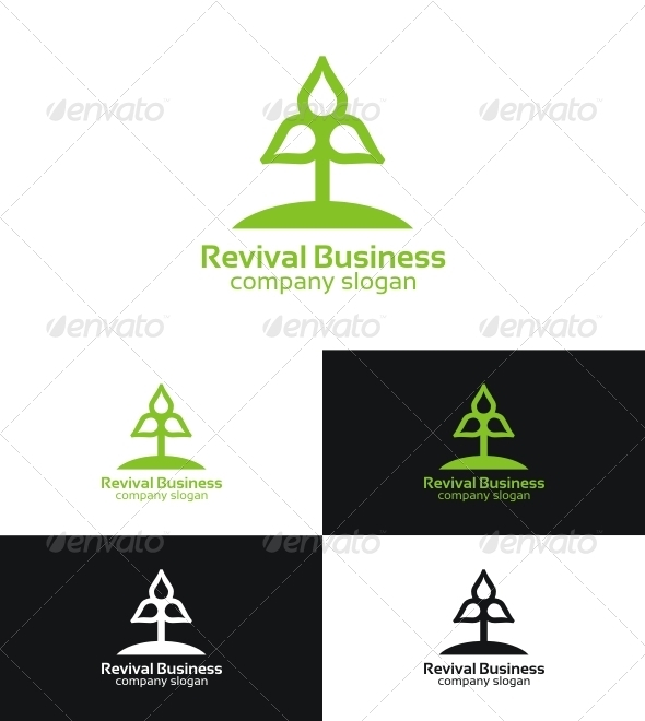 Revival Business - Symbols Logo Templates