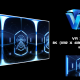 Blue Technology Tunnel - VideoHive Item for Sale