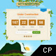 Let's Adventures Under Construction Page Nulled
