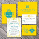 Chic Vintage Summer Wedding Pack - GraphicRiver Item for Sale