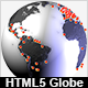 HTML5 Globe - CodeCanyon Item for Sale