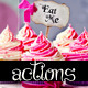 Foodaphile 6 PS Actions - GraphicRiver Item for Sale
