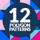 Polygon Repeatable Pattern Backgrounds - GraphicRiver Item for Sale