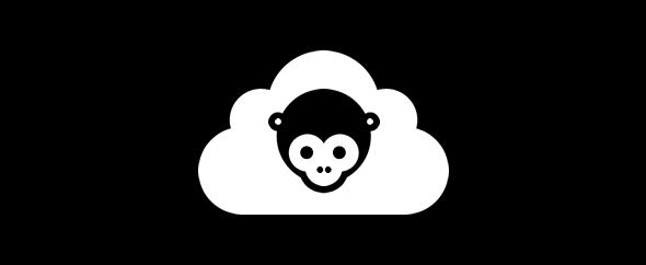 Logo flat themeforest