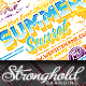 Download Summer Sunset Event Party Flyer Template from GraphicRiver