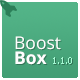 Boostbox - Responsive Admin Dashboard Template Nulled
