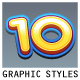 Illustrator Graphic Styles 10 - GraphicRiver Item for Sale