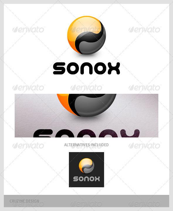Glossy Logo - Abstract Logo Templates