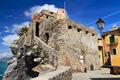 Dragonara castle in Camogli - PhotoDune Item for Sale