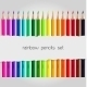 Big Color Pencil Set - GraphicRiver Item for Sale