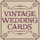 Vintage Wedding Invitation and Card Sets - GraphicRiver Item for Sale