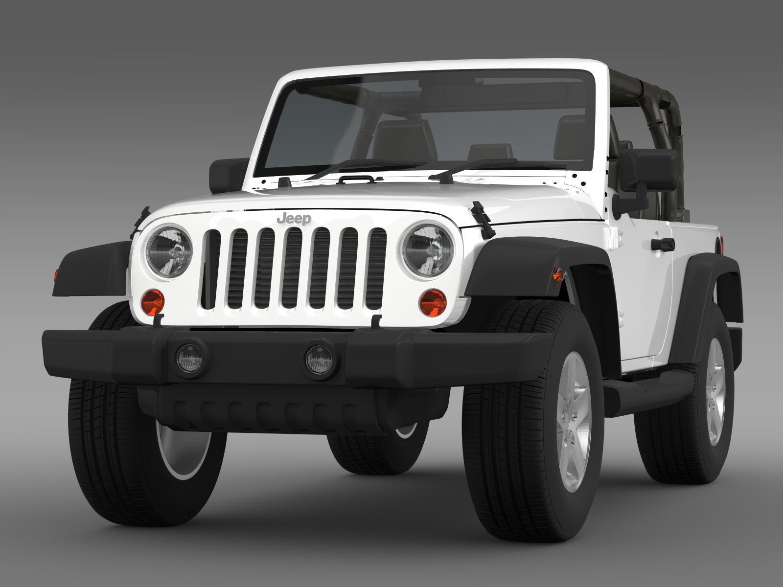 jeep wrangler islander edition 2010 by creator 3d 3docean. Black Bedroom Furniture Sets. Home Design Ideas