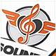 Sound & Soul Music Logo - GraphicRiver Item for Sale