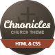 Chronicles - Church & Donation HTML Template - ThemeForest Item for Sale