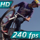 Jump with a Turn on the Bike - VideoHive Item for Sale