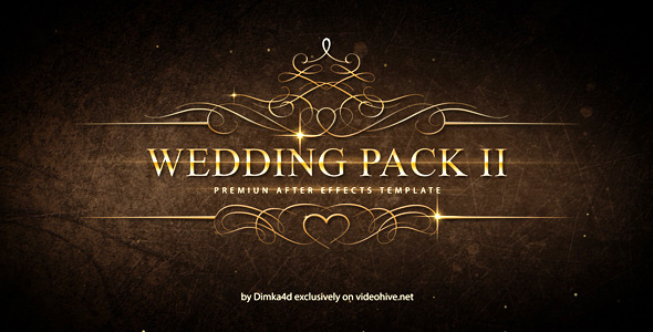 Wedding After Effects Templates from VideoHive