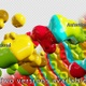 Rainbow Type Colorful Bubbles  - VideoHive Item for Sale