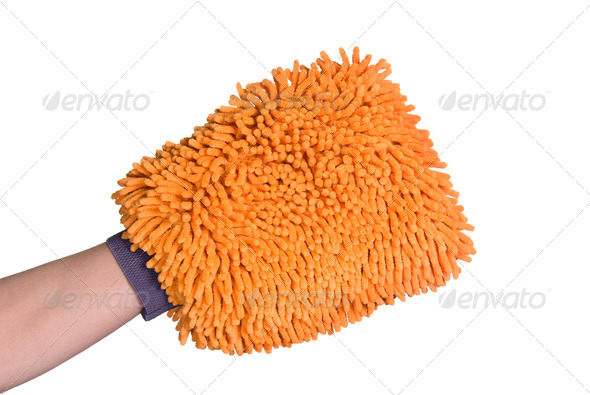 Wash sponge - Stock Photo - Images
