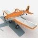 Dusty Crophopper - 3DOcean Item for Sale