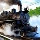 Steam Train Passby 03