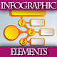Set of Simple Paper Schemes for Infographic - GraphicRiver Item for Sale