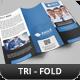 Creative Corporate Tri-Fold Brochure Vol 19 - GraphicRiver Item for Sale